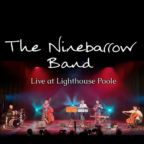 "GOODS SHED PARTNERSHIP -  SINGLE/CONCESSION e-TICKET: ""The Ninebarrow Band"""