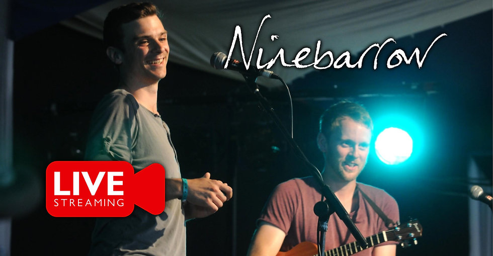 The Ninebarrow Hit Parade - Archived Concert