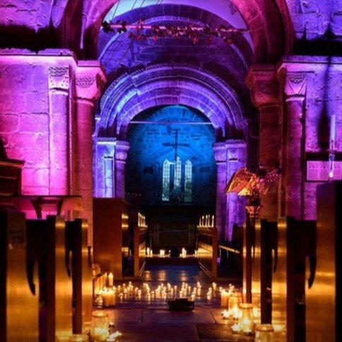 "SINGLE/CONCESSION e-TICKET: ""Live at St Nicholas' Church"" 17/10/20 @ 7pm"