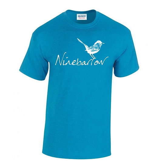 Sapphire Dartford Warbler T-Shirt