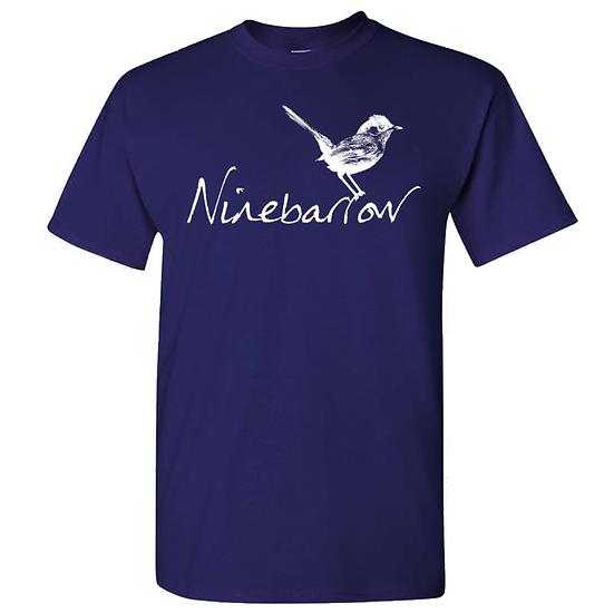 Navy Dartford Warbler T-Shirt