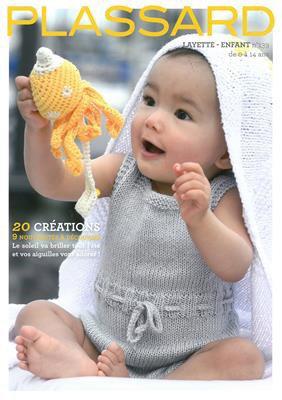 Livre de tricot layette et enfants