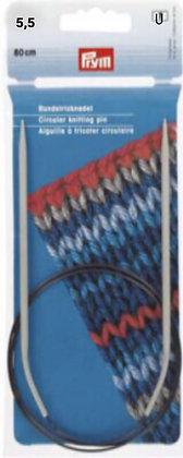 Aiguille à tricoter circulaire  Prym