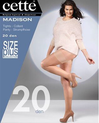 Madison size plus