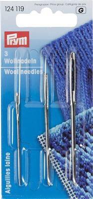 Aiguilles pour laine et à tapis Smyrne