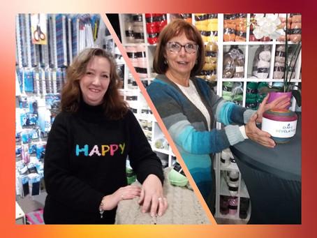 Bienvenue à l'atelier Tricot~Crochet