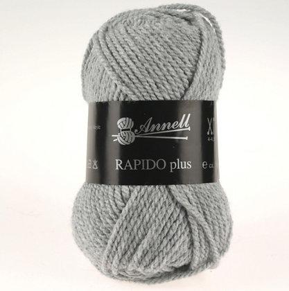 Annel Rapido Plus - Nuances  de gris