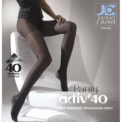 Panty activ 40 Jacques Esterel