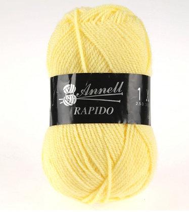 Annel Rapido - Nuances de jaune, vert