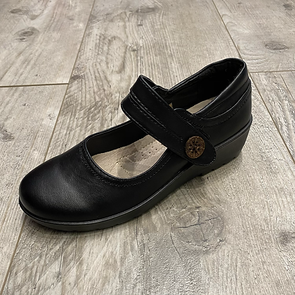 Chaussures confort à bride