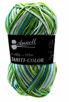 Coton Tahiti-color  Annell