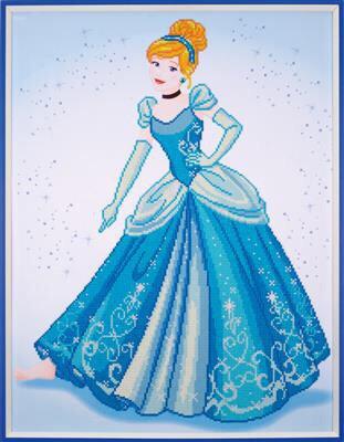 Diamond Painting Kit Disney Princess - Cendrillon