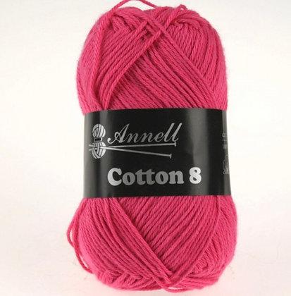 Coton 8 Annell réf  77 à  80