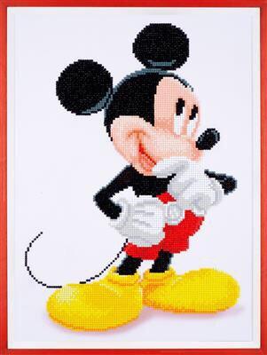 Diamond Painting Kit Disney - Mickey Mouse
