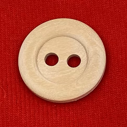 Bouton en bois naturel 3 cm