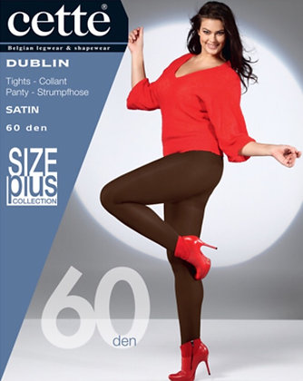 Dublin size plus