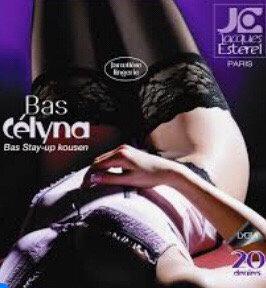 Bas Celyna de Jacques esterel