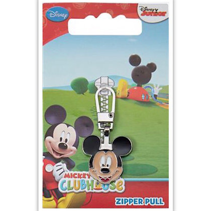 Zipper en métal Mickey