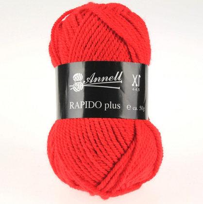 Annell Rapido Plus - Nuances de rouge