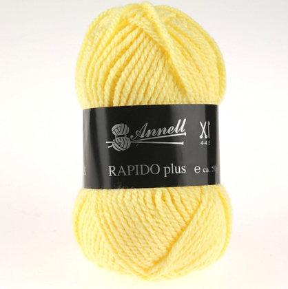Annell Rapido Plus - Nuances de jaune, vert