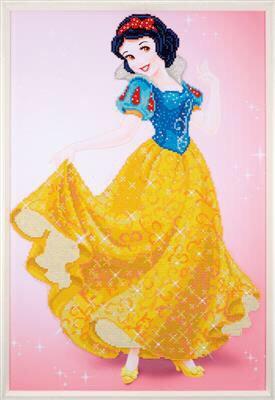 Diamond Painting  Kit Disney Princess - Blanche Neige