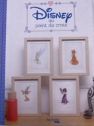 Livre Disney au point de croix