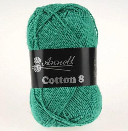 Coton 8 Annell réf  47 à 68