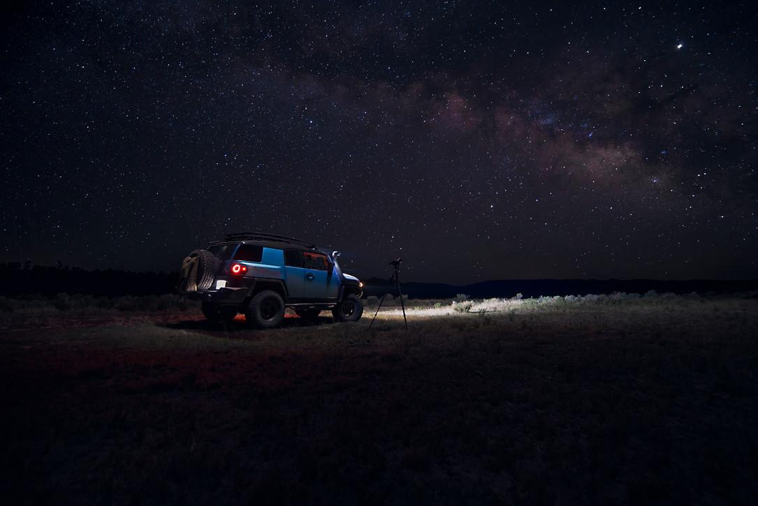 Toyota FJ Cruiser - Personal Project