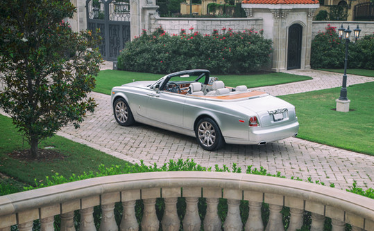 Rolls Royce Drophead Coupe - Private Client