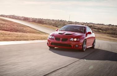 Pontiac GTO - Flying Sparks Garage