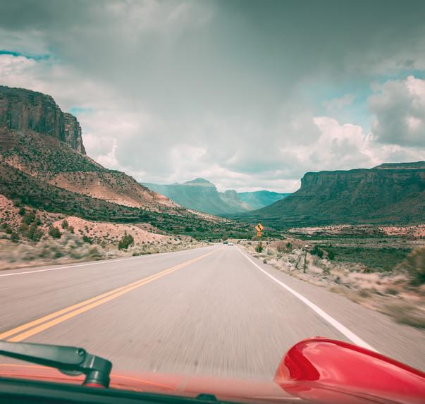 Porsche 911 930 - Dustball Rally - El Paso to Denver