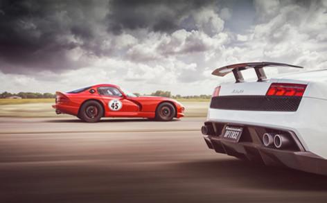 Twin Turbo Viper GTS - Texas Speed Syndicate