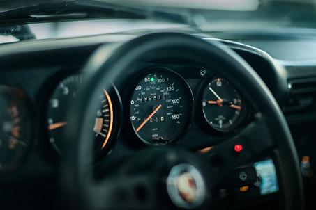 Porsche 911 Targa Turbo Look - Private Client