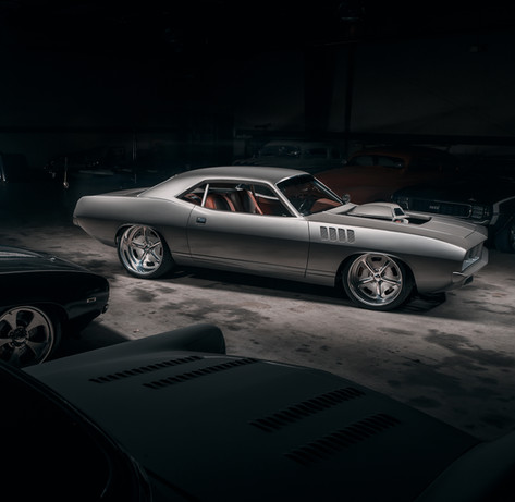Plymouth Cuda  - House of Hotrods