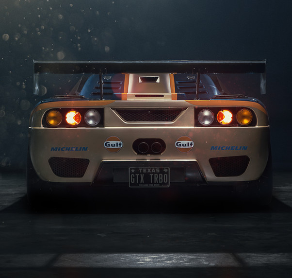 GTX600 - Car Wrap City