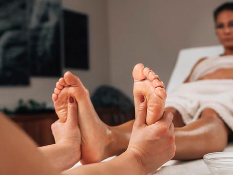 Foot Massage Buat Tubuh Jadi Lebih Rileks, Seperti Ini Caranya