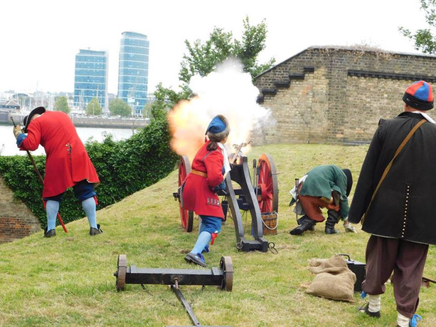The Cannon - courtesy of Arun Talks