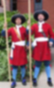 Foot Guard Pikemen