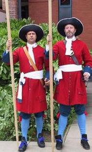 Foot Guard Pikemen