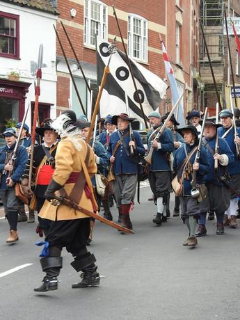 Bristol March - courtesy of Michael Hollyhead