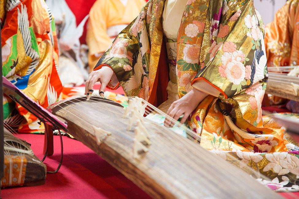 伝統文化オンラインクラス