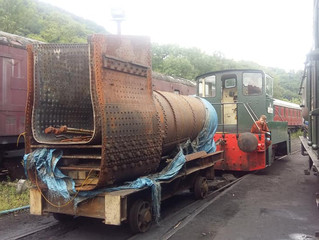 2019 and Boiler work has started