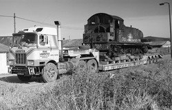 5532 leaves Barry in 1981