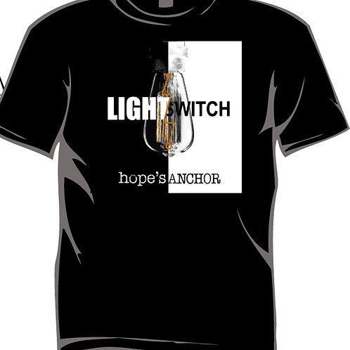 hope's ANCHOR Light switch T-Shirt