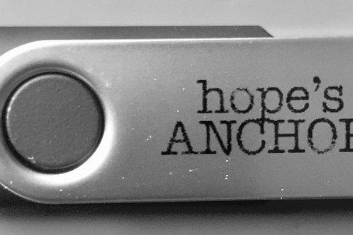hope's ANCHOR Flash Drive