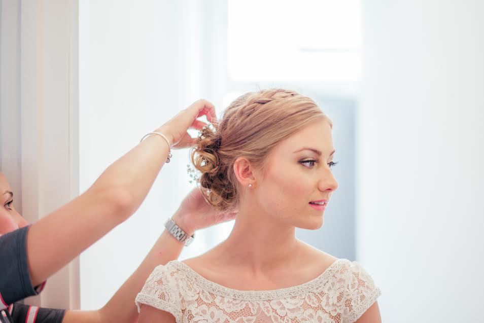 Belle & Bride - Wedding Hair