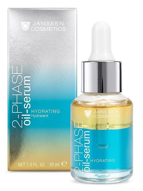 2-Phase oil serum Hydrating