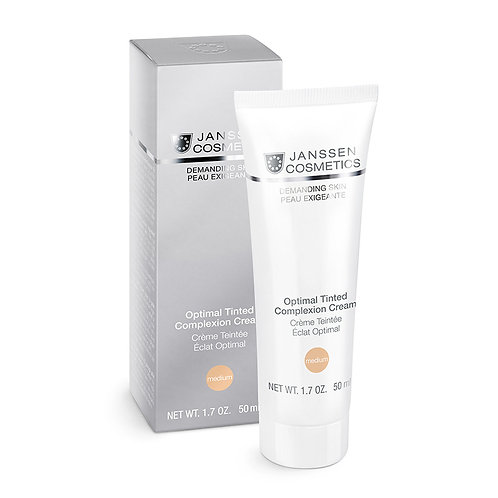 OPTIMAL TINTED COMPLEXION CREAM MEDIUM