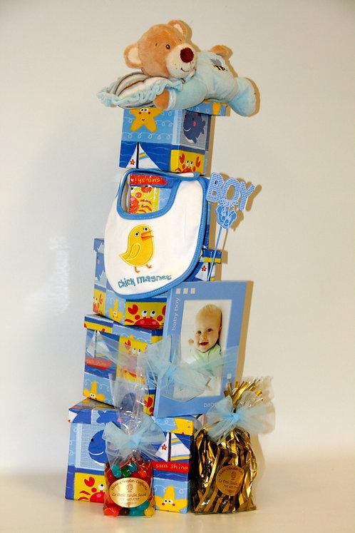 Baby Boy Tower