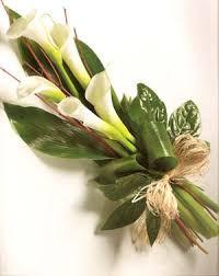Calla Bouquet 5